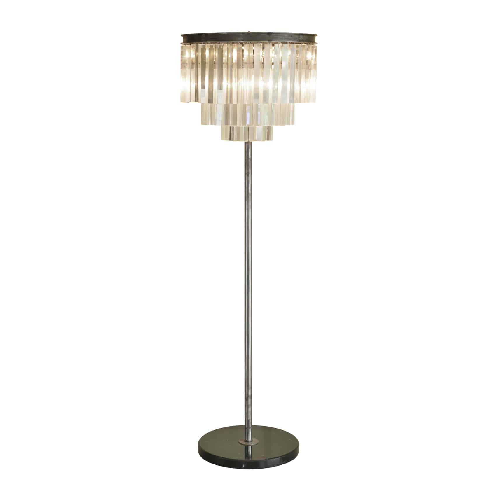 ODEON FLR LAMP-NAT